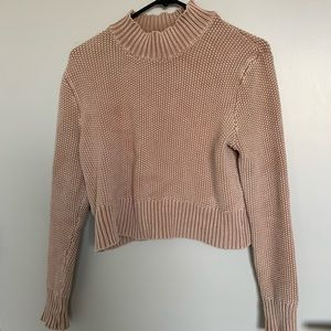 PacSun distressed knit sweater